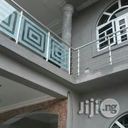 Standard Rails With Glass Designs | Building Materials for sale in Lagos State