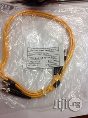 Fiber Optics Patch Cord St-st 1m | Accessories & Supplies for Electronics for sale in Lagos State, Ikeja