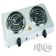 Hotplate Electric Stove Double Burner   Kitchen Appliances for sale in Plateau State, Jos South