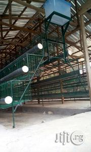 Hopico Battery Cage Affordable For Sale | Farm Machinery & Equipment for sale in Delta State, Warri South-West
