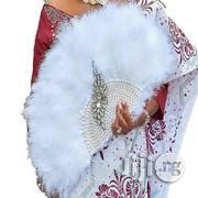 White Hand Fan | Clothing Accessories for sale in Lagos State, Ikeja