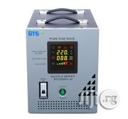 QUICK E 2.5 Kva - 24V Pure Sine Wave Inverter With In-built AVR | Electrical Equipments for sale in Lagos State, Surulere