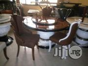 Round Italian Marble Dinning Table Sets | Furniture for sale in Lagos State, Lagos Mainland