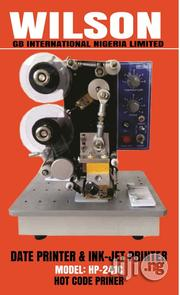 Hot Date Code Machine   Manufacturing Equipment for sale in Lagos State