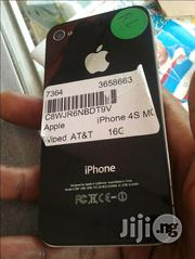 Direct UK Used iPhone 4S Black 16GB | Mobile Phones for sale in Lagos State, Ikeja