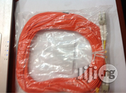 Fiber Patch Cord Lc-lc 15m Duplex Mm | Accessories & Supplies for Electronics for sale in Lagos State, Ikeja