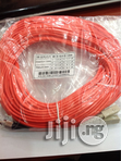 Fiber Patch Cord Fc-sc Mm 15m Duplex | Accessories & Supplies for Electronics for sale in Ikeja, Lagos State, Nigeria