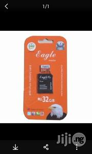 Eagle Memory Card And Adapter - 32GB | Accessories for Mobile Phones & Tablets for sale in Lagos State, Ikeja