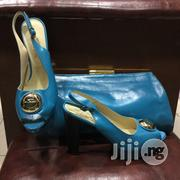 Italian Ladies Shoe and Bag Set 2   Shoes for sale in Lagos State, Surulere