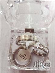 Original Silver Set of Ring | Jewelry for sale in Lagos State, Lagos Island