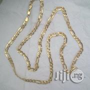Tested 18krt Pure Gold Coke Design Long Length | Jewelry for sale in Lagos State, Lagos Island