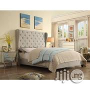 Executive Fabric Bed   Furniture for sale in Lagos State, Lekki Phase 1