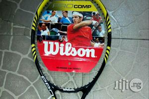 Wilson Racket For Learner Is Available