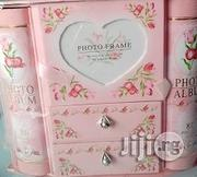 Double Photo Album Storage With Drawer | Arts & Crafts for sale in Lagos State