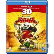 BRAND NEW Kung Fu Panda 2 [Blu-ray + DVD + Digital HD] [ORIGINAL] | CDs & DVDs for sale in Lagos State