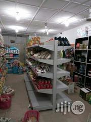 Malls Double and Single Sides Shelves/Racks Available in Quantity   Furniture for sale in Lagos State, Ikeja