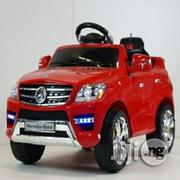 Single Seat Mercedes-Benz SLK Ride On Toy Car With Remote Control | Children's Gear & Safety for sale in Lagos State, Lagos Mainland