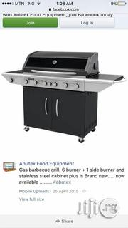 6 Burners Bbq Grill Machine | Kitchen Appliances for sale in Lagos State, Ojo