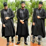 Men's Agbada Men's Clothes African Fabric Clothes | Clothing Accessories for sale in Plateau State, Jos