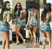 Ankara Bum Shorts | Clothing for sale in Plateau State, Jos