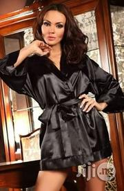Bridal Satin Robe House Coat Lingerie | Clothing for sale in Plateau State, Jos South
