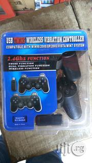 Wireless Double Game Pad | Video Game Consoles for sale in Lagos State, Ikeja
