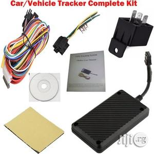Realtime Gps, Gsm, Sms, Gprs Car Tracker