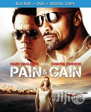 BRAND NEW Pain & Gain (Blu-ray + DVD + Digital Copy)[ORIGINAL] | CDs & DVDs for sale in Lagos State