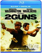 Brand New 2 Guns Bluray [Original] | CDs & DVDs for sale in Lagos State