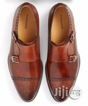 Original Tempt Leather Monk Strap Shoe   Shoes for sale in Edo State