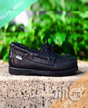 Black Sebago Lace Dockside Shoes | Shoes for sale in Lagos State