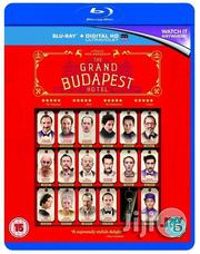 New The Grand Budapest Hotel Blu-ray Original | CDs & DVDs for sale in Lagos State