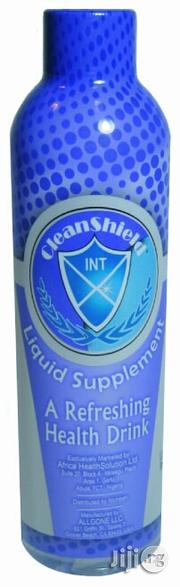 Cleanshield Liquid Drink for Cellular Regeneration, Remove Acidity | Vitamins & Supplements for sale in Lagos State, Lagos Mainland