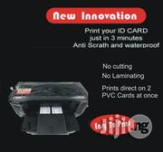 Canon Id Card Printer Wit Accessories And Free Id Card Template | Printers & Scanners for sale in Lagos State, Ikeja