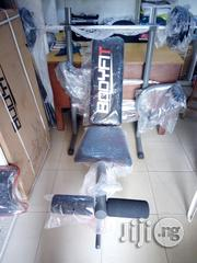 Bench Press With 50kg Weight | Sports Equipment for sale in Lagos State, Ikeja