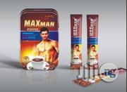 MMC Maxman Coffee Herbal Sex Enhancer Herbal | Sexual Wellness for sale in Lagos State, Lagos Mainland