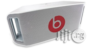 BRAND-NEW Beats By Dre Beats-box Portable Bluetooth Speaker White | Audio & Music Equipment for sale in Lagos State, Ikeja