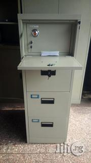 4 Drawers Filling Cabinet With Inside Safe. | Safety Equipment for sale in Lagos State, Yaba