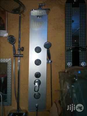 Stainless Shower Pannel
