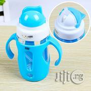 330ML Baby Drinking Cups Double Handle No Spill Straw Cup Drinkware | Baby & Child Care for sale in Lagos State