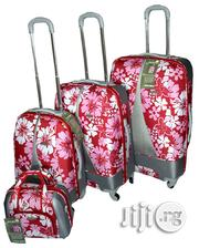 Blacksmiith Pink Set Luggage | Bags for sale in Lagos State