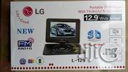 LG 12.9 Portable DVD Player | TV & DVD Equipment for sale in Lagos State, Ikeja