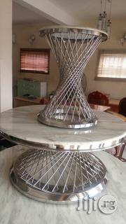 Round Marble Centre Table | Furniture for sale in Abuja (FCT) State, Garki II