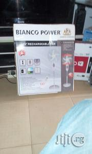 Biancon Power Rechargeble Fan 18"