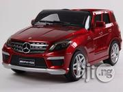 Mercedes Benz ML63 12V Electric Kids Ride on Car Red | Toys for sale in Lagos State