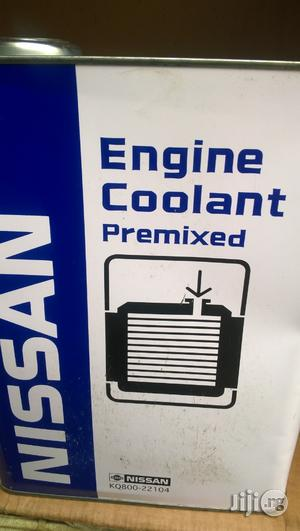 Nissan Engine Coolant Premixed