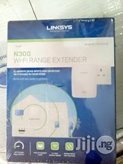 Linksys N300 Wifi Extender RE3000W | Networking Products for sale in Lagos State, Ikeja