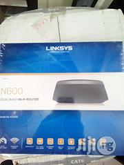 Linksys N600 Dual Band Wifi Router (E2500) | Networking Products for sale in Lagos State, Ikeja