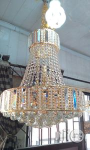 Crystal Gold Chandaria Light | Home Accessories for sale in Lagos State, Ojo