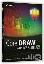 Corel Draw Graphic Suite X5 Genuine Retail License | Software for sale in Lagos State, Ikeja
